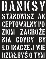 okładka Banksy. Książka | papier |