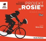"okładka Projekt ""Rosie"", Audiobook   Graeme Simsion"