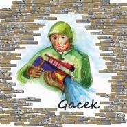 okładka Gacek, Audiobook | Justyna Piecyk