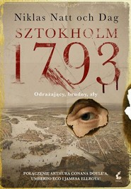 okładka Sztokholm 1793. Książka | papier | Natt-och-Dag Niklas