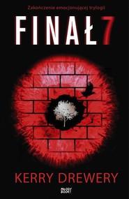 okładka Finał 7, Książka | Drewery Kerry