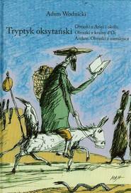 okładka Tryptyk oksytański. Książka | papier | Wodnicki Adam