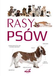 okładka Rasy psów, Książka |