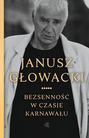 okładka Bezsenność w czasie karnawału, Książka | Głowacki Janusz