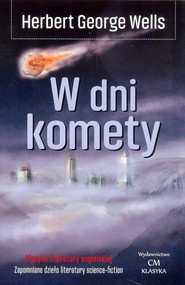 okładka W dni komety. Książka | papier | Herbert George Wells