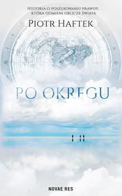 okładka Po okręgu, Książka   Haftek Piotr