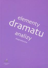 okładka Elementy dramatu Analizy diagnostyczne. Książka | papier |