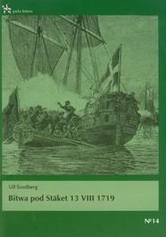okładka Bitwa pod Staket 13 VIII 1719. Książka | papier | Sundberg Ulf