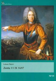 okładka Zenta 11 IX 1697. Książka | papier | Pabich Łukasz