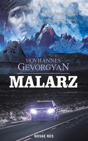 okładka Malarz, Książka | Gevorgyan Hovhannes
