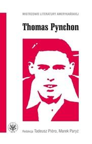 okładka Thomas Pynchon, Książka |