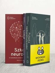 okładka Pułapka nadopiekuńczośc / Szkoła neuronów / Unikat Pakiet, Książka | Julie  Lythcott-Haims, Marek  Kaczmarzyk
