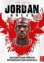 okładka Jordan Rules, Książka | Smith Sam