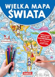 okładka Mapa Świata, Książka |