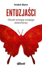 okładka Entuzjaści Obudź energię swojego dzieciństwa, Książka | Stern André