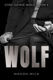okładka Wolf, Książka | Mila Magda