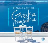 okładka Grecka mozaika, Audiobook | Hanna Cygler
