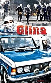 okładka Glina, Książka | Hula Roman