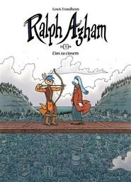 okładka Ralph Azham 11 Cios za ciosek, Książka   Trondheim Lewis