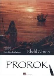 okładka Prorok, Audiobook | Khalil  Gibran