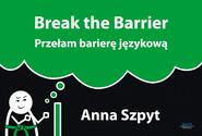 okładka Przełam barierę językową, Audiobook | Anna Szpyt