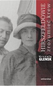 okładka Hirszfeldowie Zrozumieć krew, Książka | Glensk Urszula