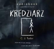 okładka Kredziarz, Audiobook | C.J.  Tudor