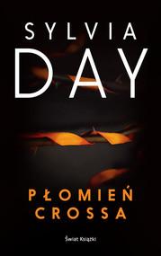 okładka Płomień Crossa, Książka | Day Sylvia