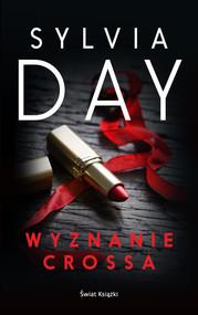 okładka Wyznanie Crossa, Książka | Day Sylvia