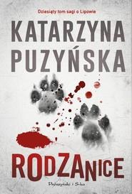 okładka Rodzanice, Książka | Puzyńska Katarzyna