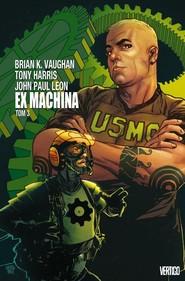 okładka Ex Machina Tom 3, Książka | Brian K. Vaughan