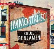 okładka Immortaliści, Audiobook | Chloe Benjamin
