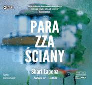 okładka Para zza ściany, Audiobook   Shari Lapeña