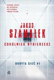 okładka Ukryta sieć Cokolwiek wybierzesz Tom 1, Książka | Szamałek Jakub