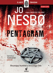okładka Pentagram, Audiobook | Jo Nesbo