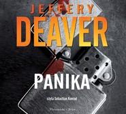 okładka Panika, Audiobook | Jeffery Deaver