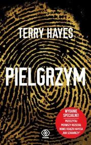 okładka Pielgrzym, Książka   Hayes Terry
