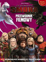 okładka Dragons Przewodnik filmowy, Książka |