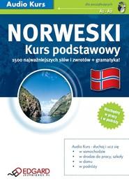 okładka Norweski Kurs Podstawowy, Audiobook   autor zbiorowy