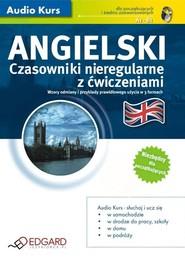 okładka Angielski Czasowniki nieregularne, Audiobook | autor zbiorowy