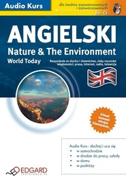 okładka Angielski World Today Nature and The Environment, Audiobook | autor zbiorowy