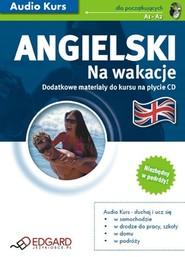 okładka Angielski Na wakacje, Audiobook   autor zbiorowy