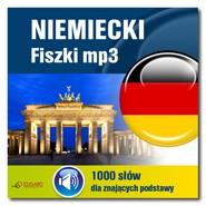 okładka Niemiecki Fiszki mp3 1000 słówek dla znających podstawy, Audiobook   autor zbiorowy