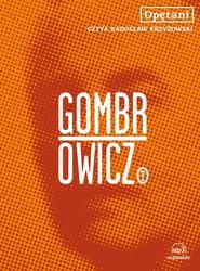 okładka Opętani, Audiobook | Witold Gombrowicz
