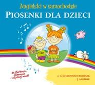 okładka Angielski w samochodzie - Piosenki dla dzieci, Audiobook   autor zbiorowy