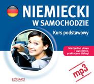 okładka Niemiecki w samochodzie - Kurs podstawowy, Audiobook   autor zbiorowy