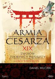 okładka Armia cesarza, Audiobook | Daniel Wilczek
