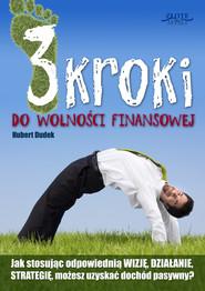 okładka 3 kroki do wolności finansowej, Audiobook | Hubert Dudek