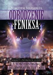 okładka Odrodzenie Feniksa, Audiobook   Nikodem  Marszałek