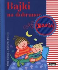 okładka Basia Bajki na dobranoc, Książka | Stanecka Zofia